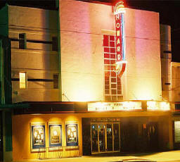 Howard Theatre night picture